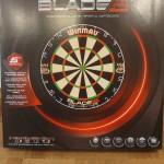 Winmau Blade 5 van €75,= voor €51,50